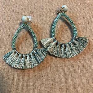 Stella & Dot Versatile Anne Fringe Earrings